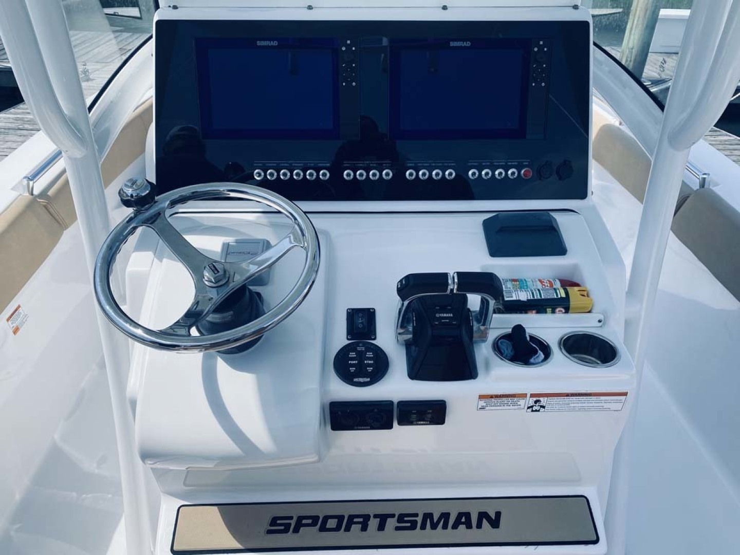 Sportsman-282 Open 2018-Time Out Too Avalon-New Jersey-United States-Helm-1451468 | Thumbnail
