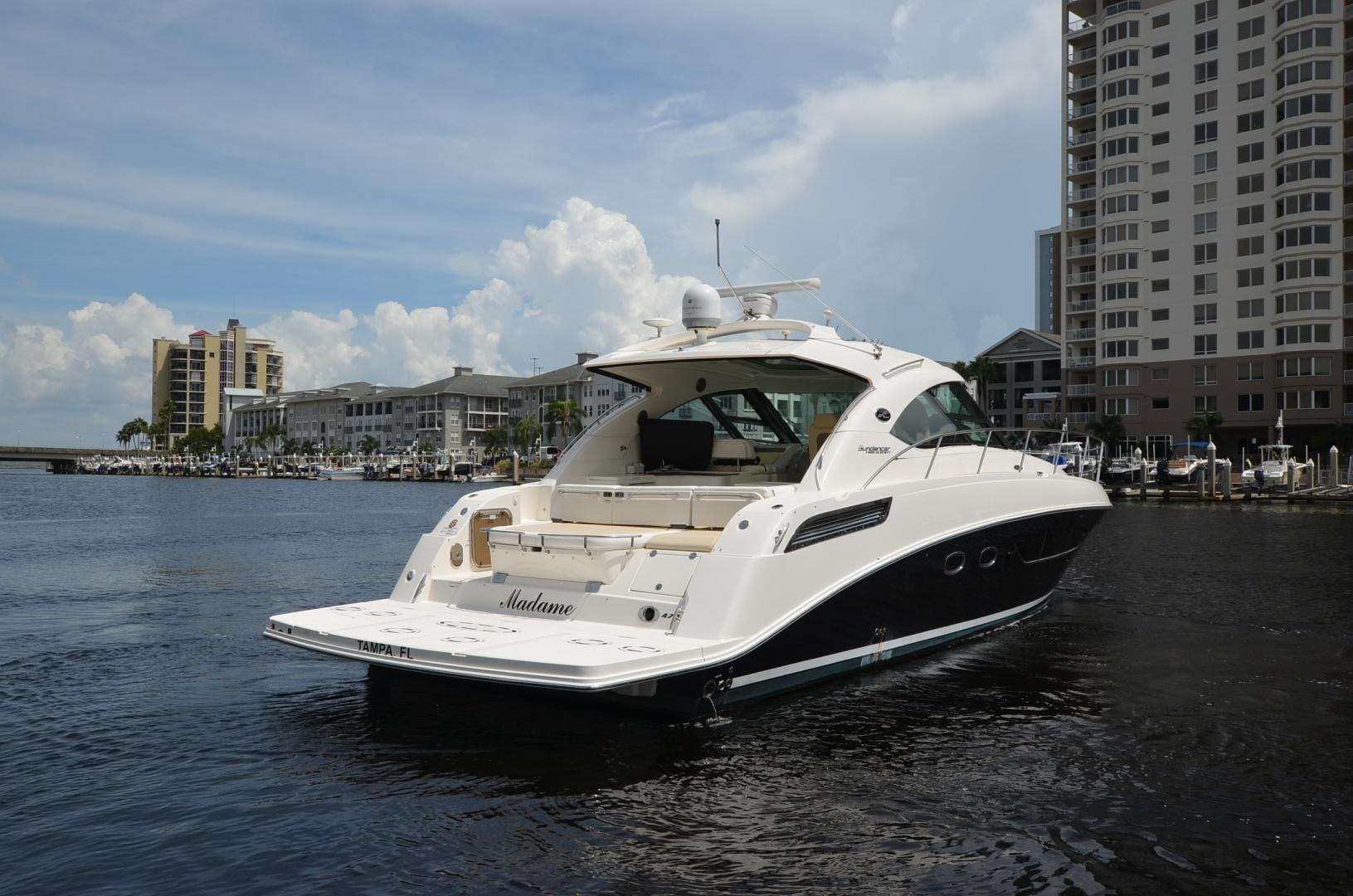 Sea Ray-470 Sundancer 2014-Madam Tampa-Florida-United States-1477665 | Thumbnail