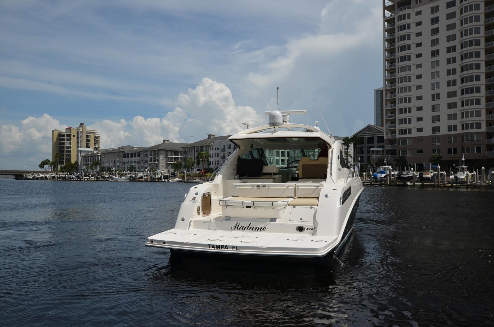 Sea Ray-470 Sundancer 2014-Madam Tampa-Florida-United States-1477667 | Thumbnail