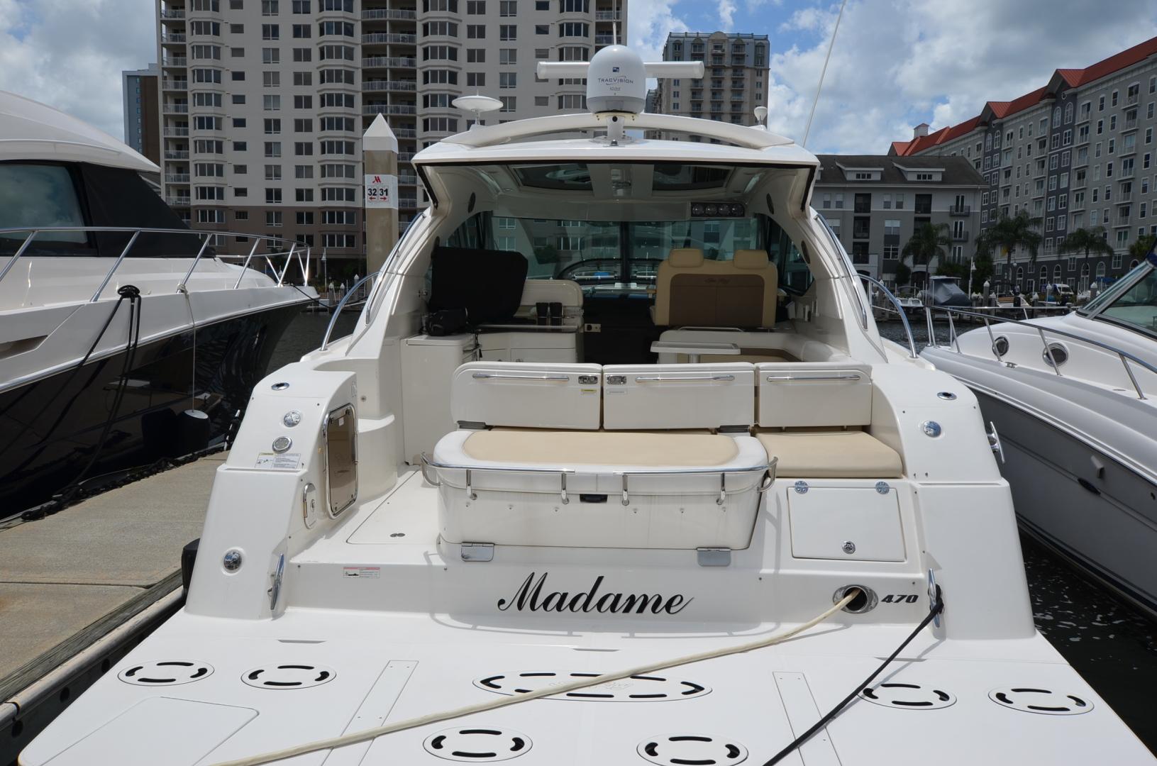 Sea Ray-470 Sundancer 2014-Madam Tampa-Florida-United States-1454005 | Thumbnail