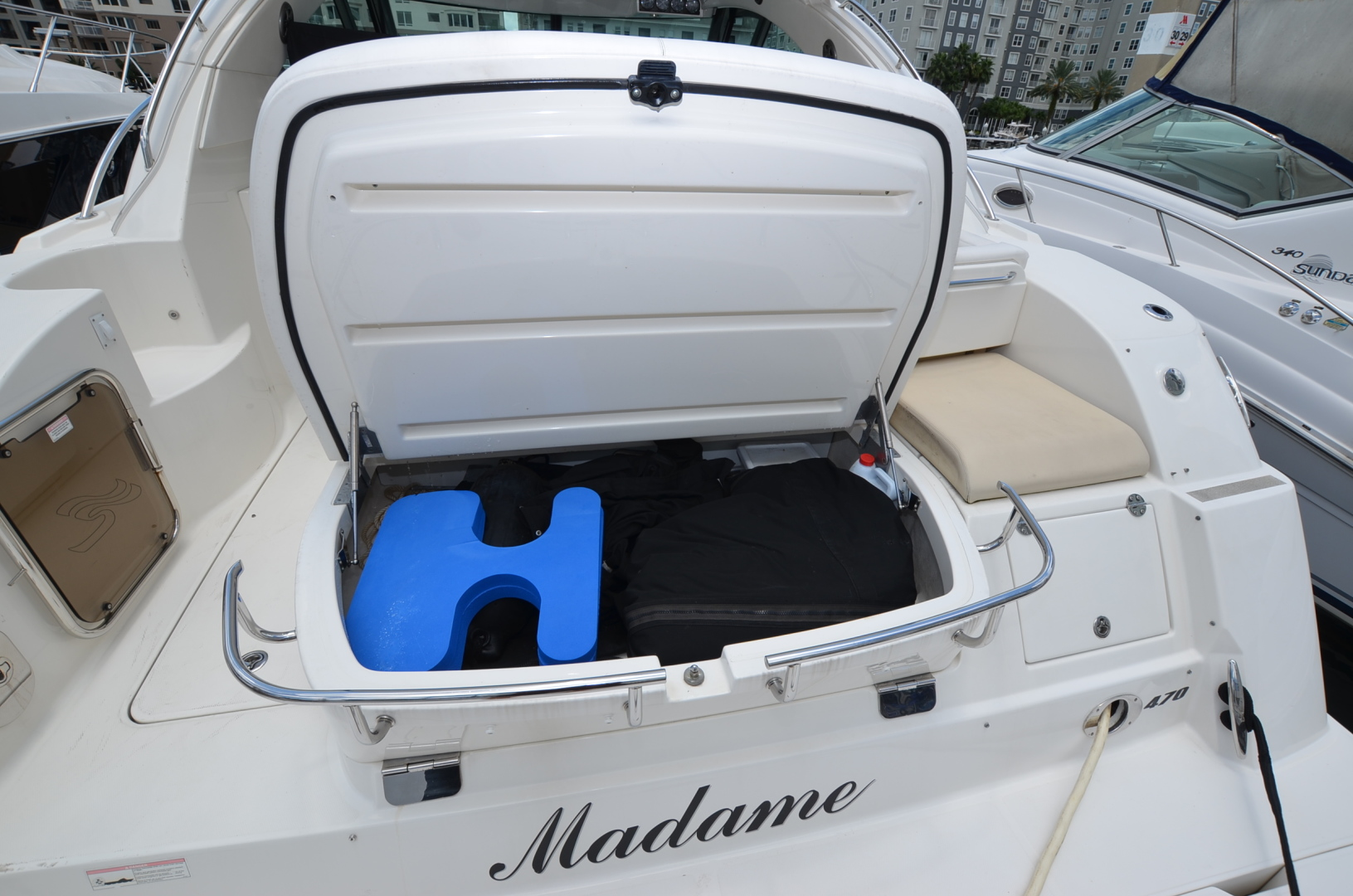 Sea Ray-470 Sundancer 2014-Madam Tampa-Florida-United States-1455551 | Thumbnail
