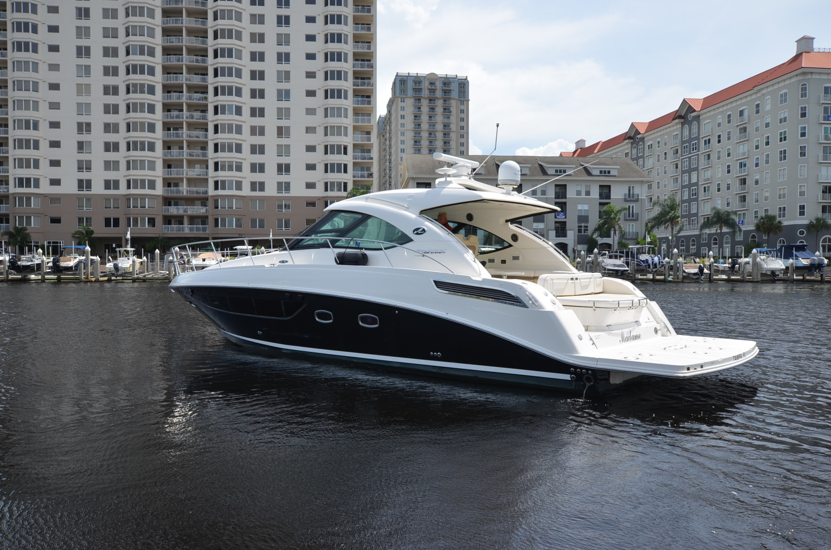 Sea Ray-470 Sundancer 2014-Madam Tampa-Florida-United States-1477654 | Thumbnail