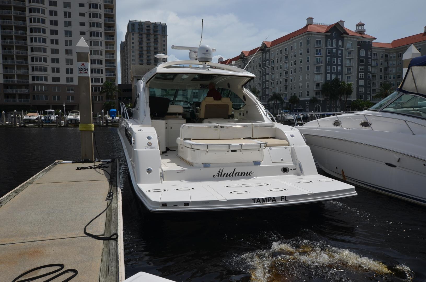 Sea Ray-470 Sundancer 2014-Madam Tampa-Florida-United States-1477651 | Thumbnail