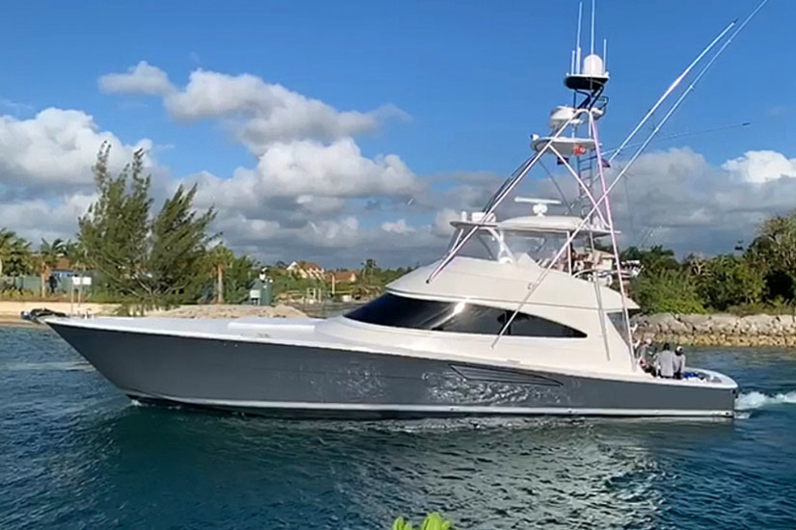 """2020 Viking 68' 68 Convertible """"Five Cays"""""""