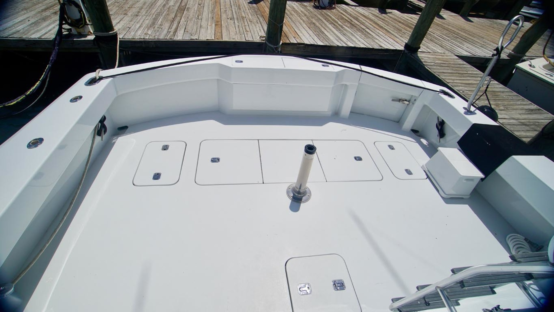 Hatteras-55 Convertible 2001-Main Event Orange Beach-Alabama-United States-Cockpit Aft-1454229   Thumbnail