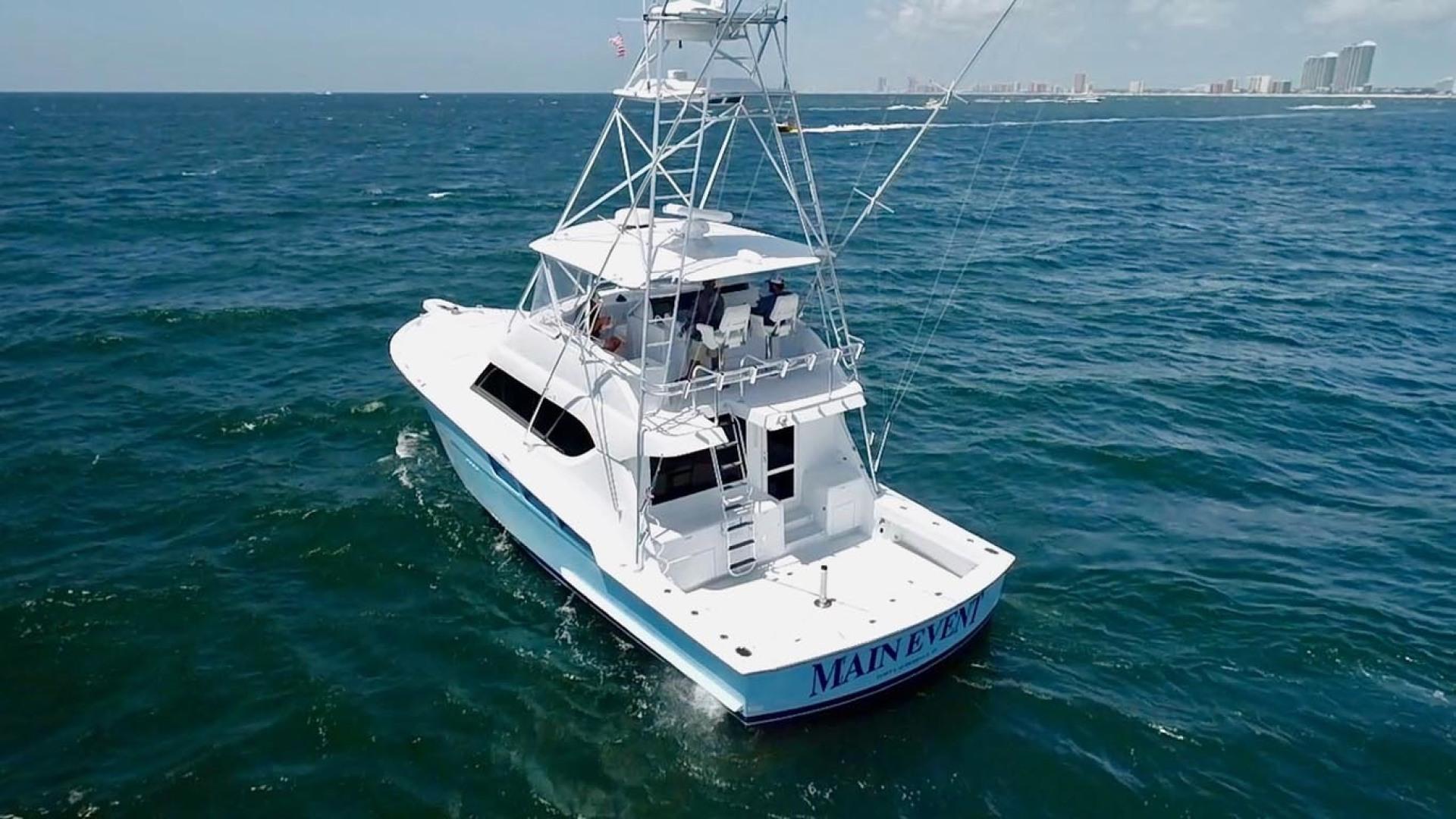 Hatteras-55 Convertible 2001-Main Event Orange Beach-Alabama-United States-Port Aft Qtr-1454235   Thumbnail