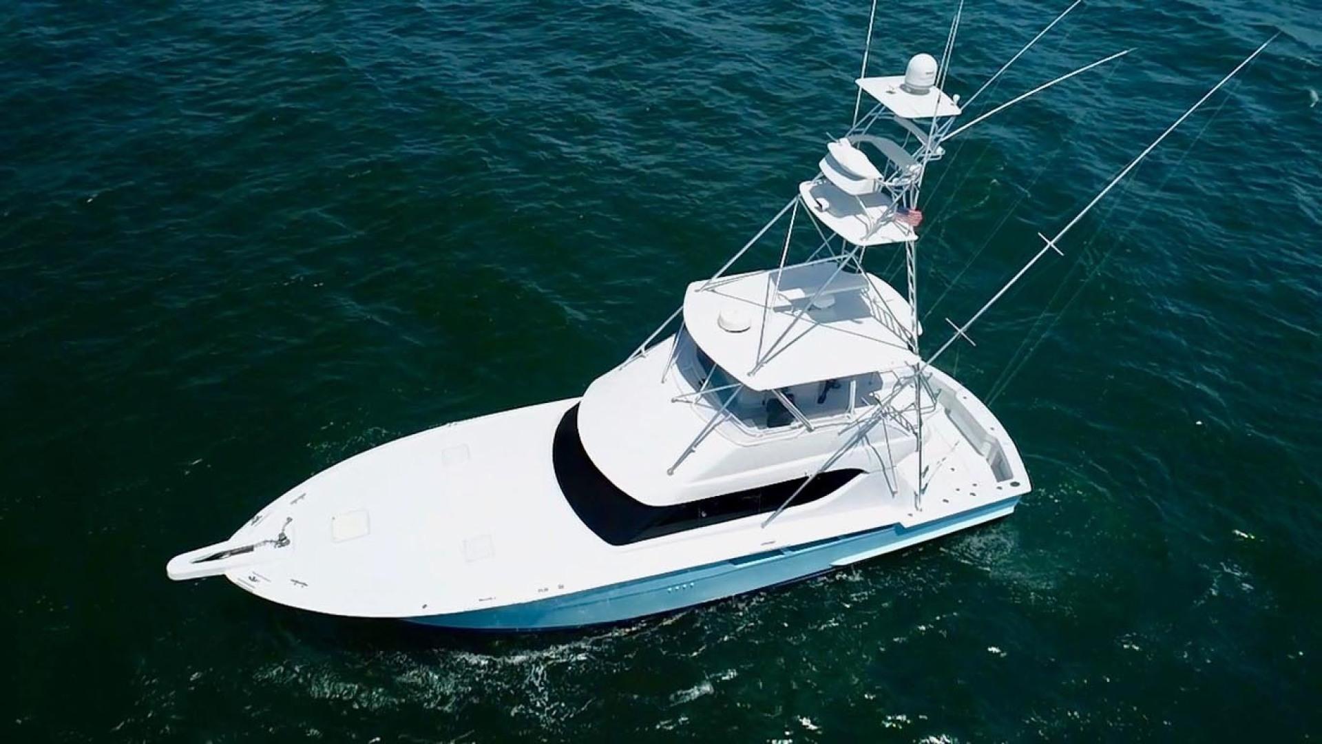 Hatteras-55 Convertible 2001-Main Event Orange Beach-Alabama-United States-Aerial View   Port-1454190   Thumbnail