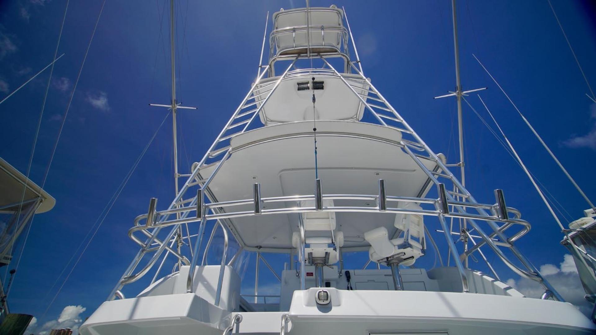 Hatteras-55 Convertible 2001-Main Event Orange Beach-Alabama-United States-Tower-1454228   Thumbnail
