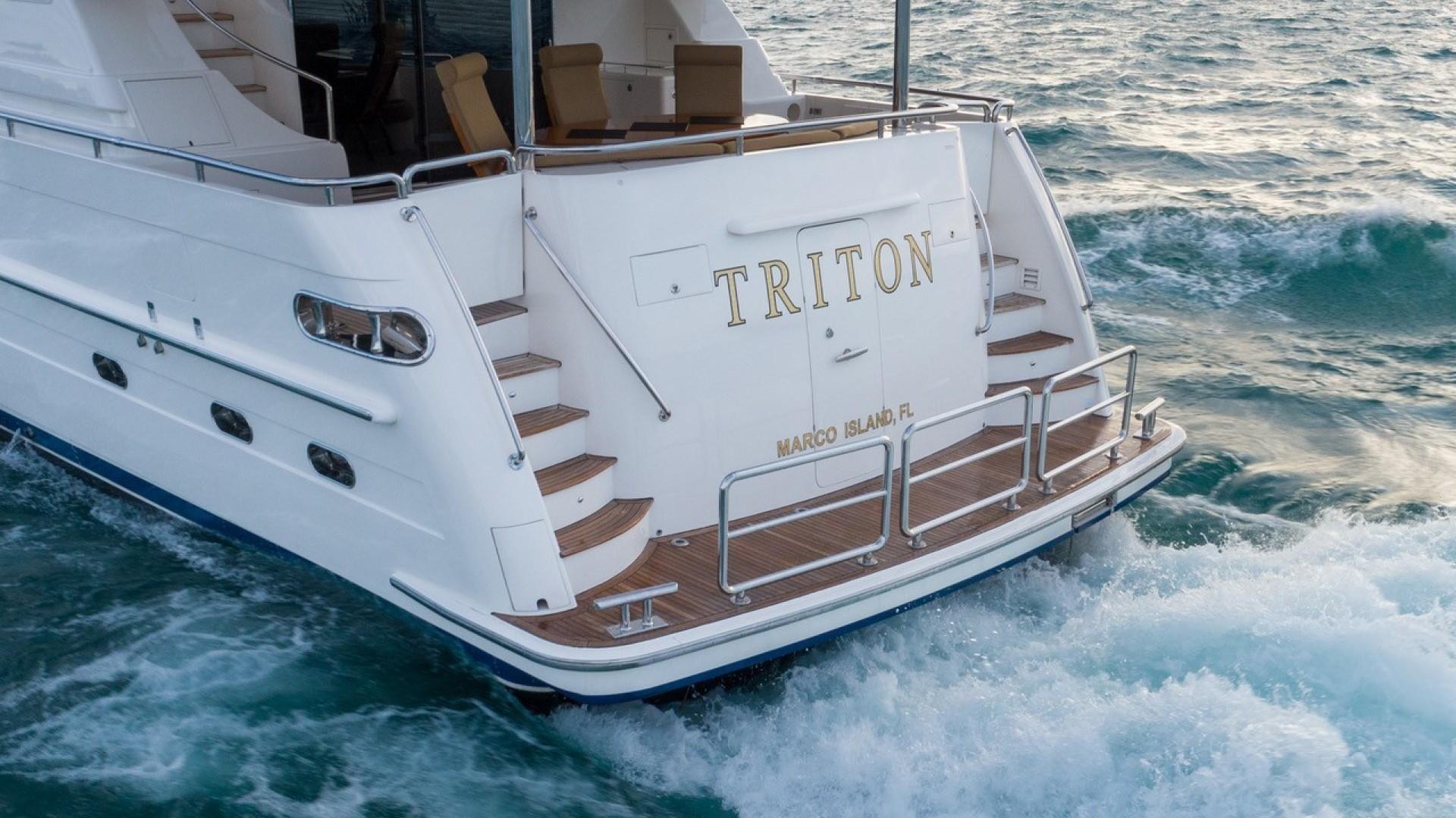 Horizon-Raised Pilothouse 2007-TRITON Fort Lauderdale-Florida-United States-1466719 | Thumbnail
