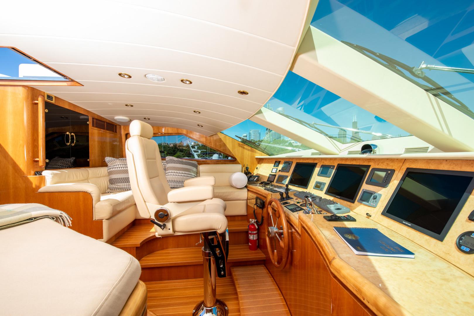 Horizon-Raised Pilothouse 2007-TRITON Fort Lauderdale-Florida-United States-1462334 | Thumbnail