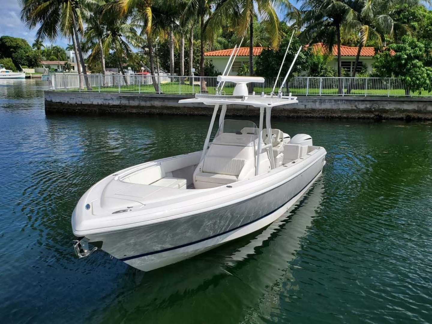 Intrepid-327 Center Console 2018-Lil Lavish N. Miami-Florida-United States-Bow and Anchor-1455258   Thumbnail