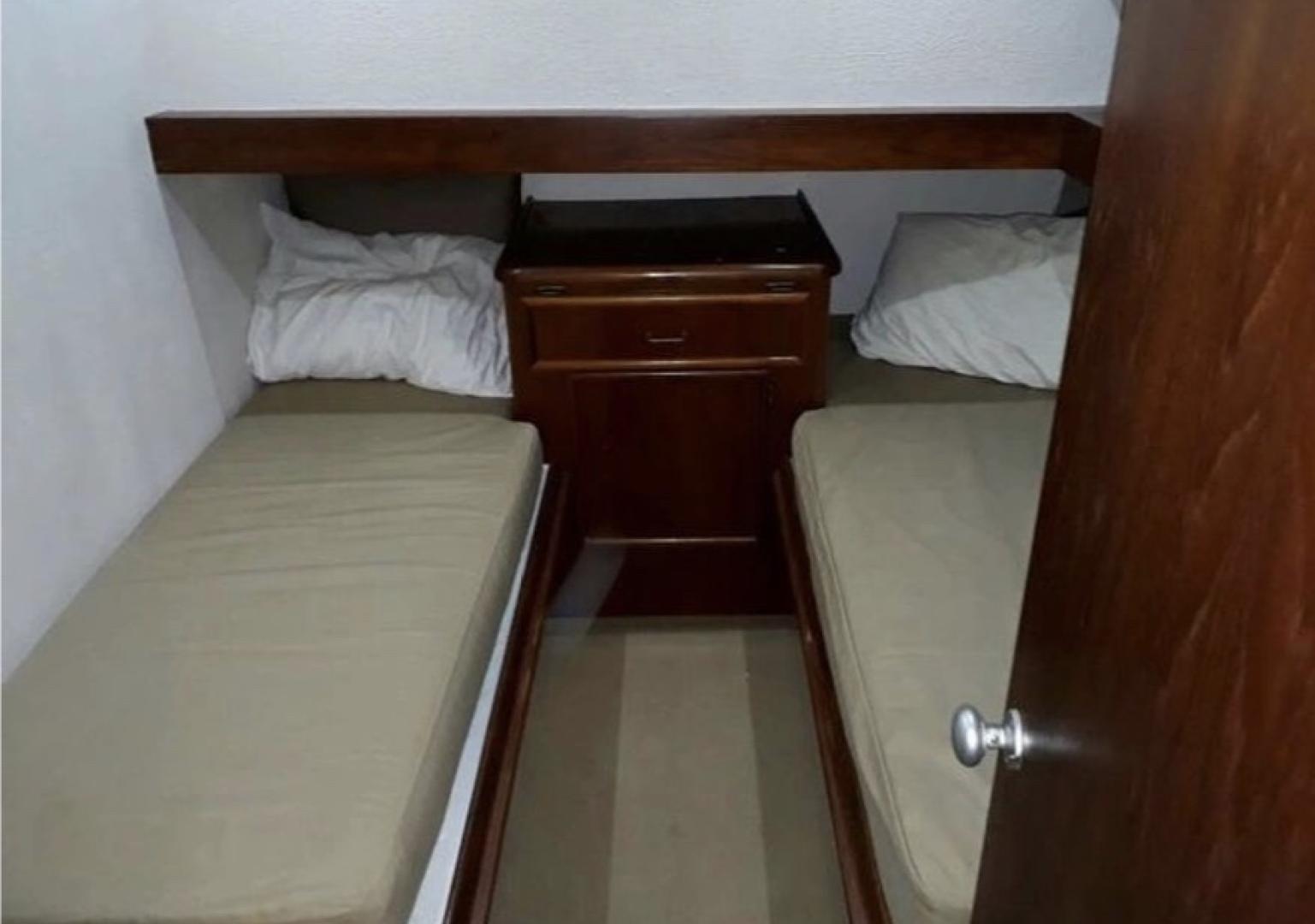 Ocean Yachts-55 Super Sport 1988-Por Que No Yucatan-Mexico-1463293 | Thumbnail