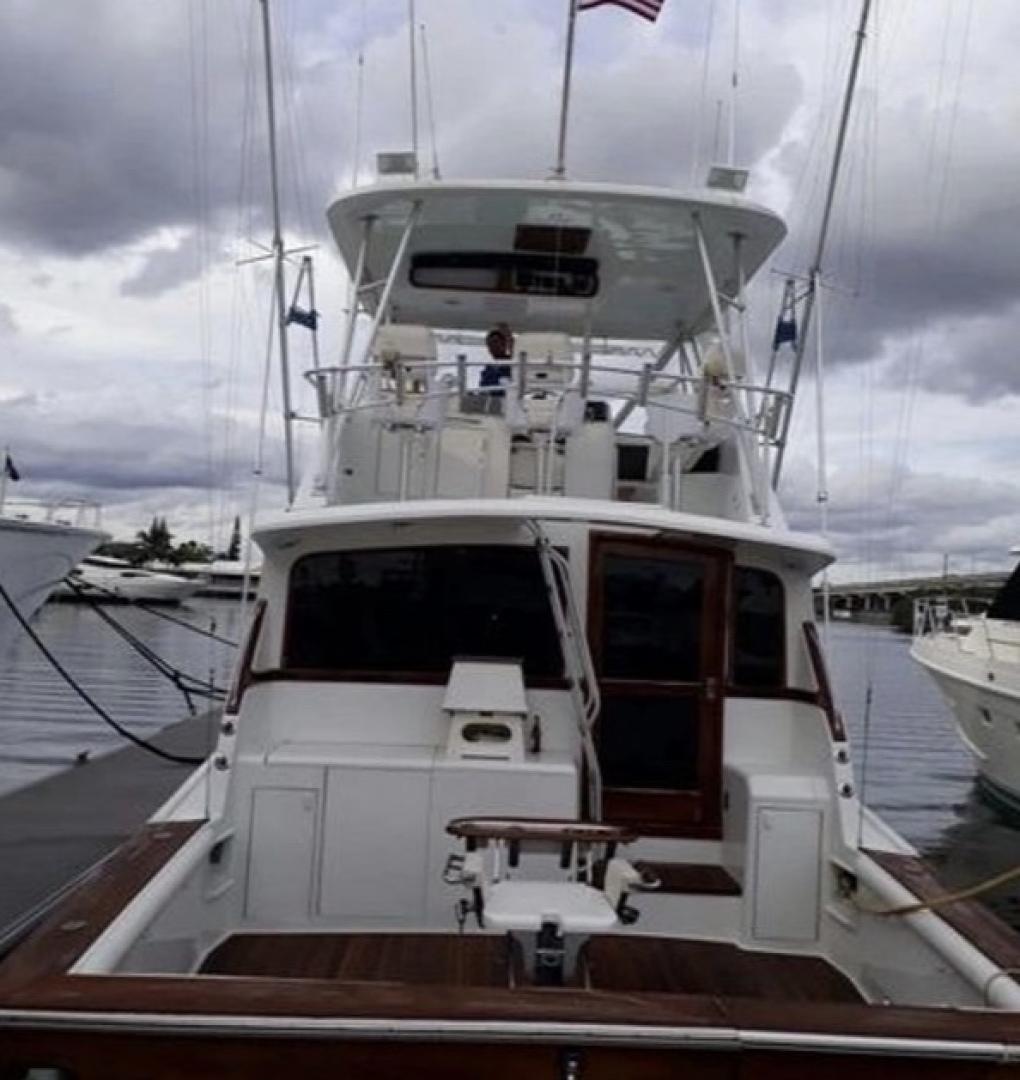 Ocean Yachts-55 Super Sport 1988-Por Que No Yucatan-Mexico-1463287 | Thumbnail
