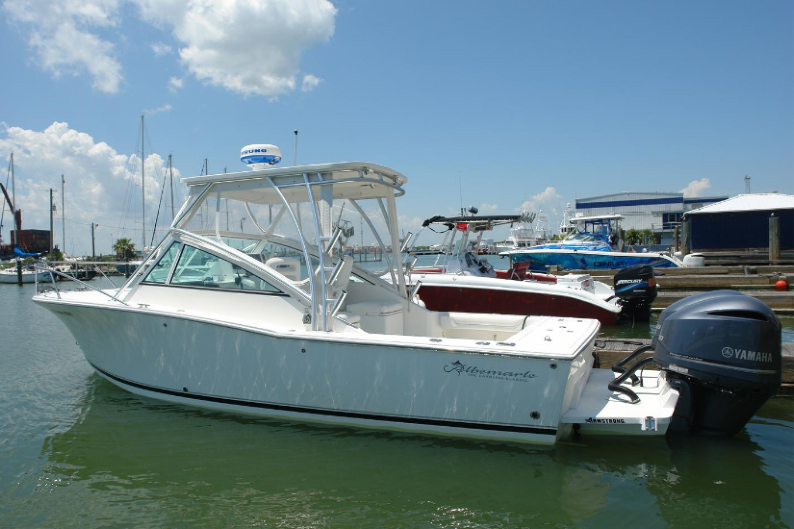 No Name is a Albemarle 25 Express Yacht For Sale in Galveston-Albemarle 25 Express 2017-0