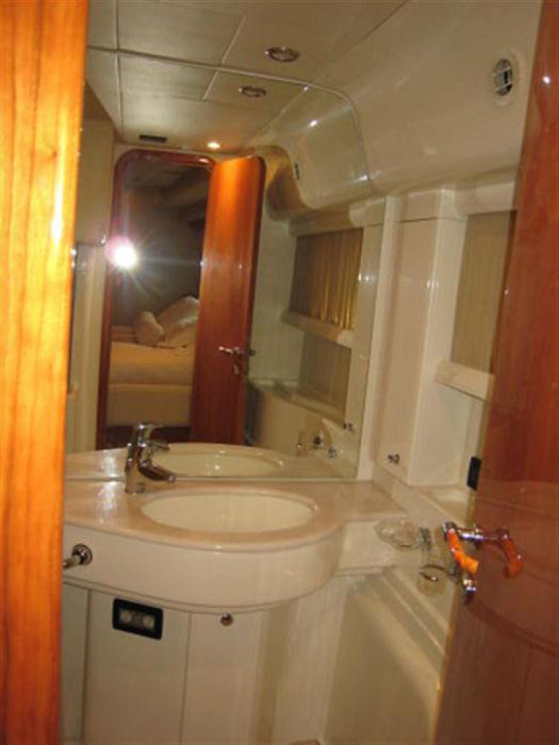 Ferretti Yachts-590 2003-PRETTY LADY Pompano Beach-Florida-United States-1455915 | Thumbnail