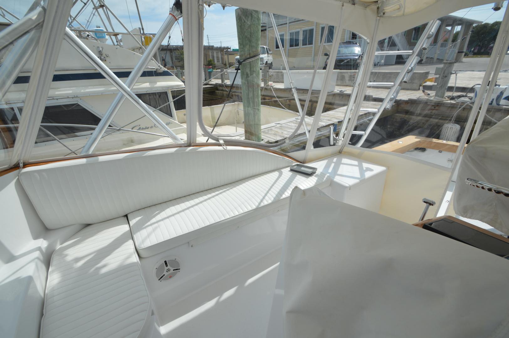 Jersey Cape-36 Express 1992-Bare Bones Atlantic Beach-North Carolina-United States-1458482   Thumbnail