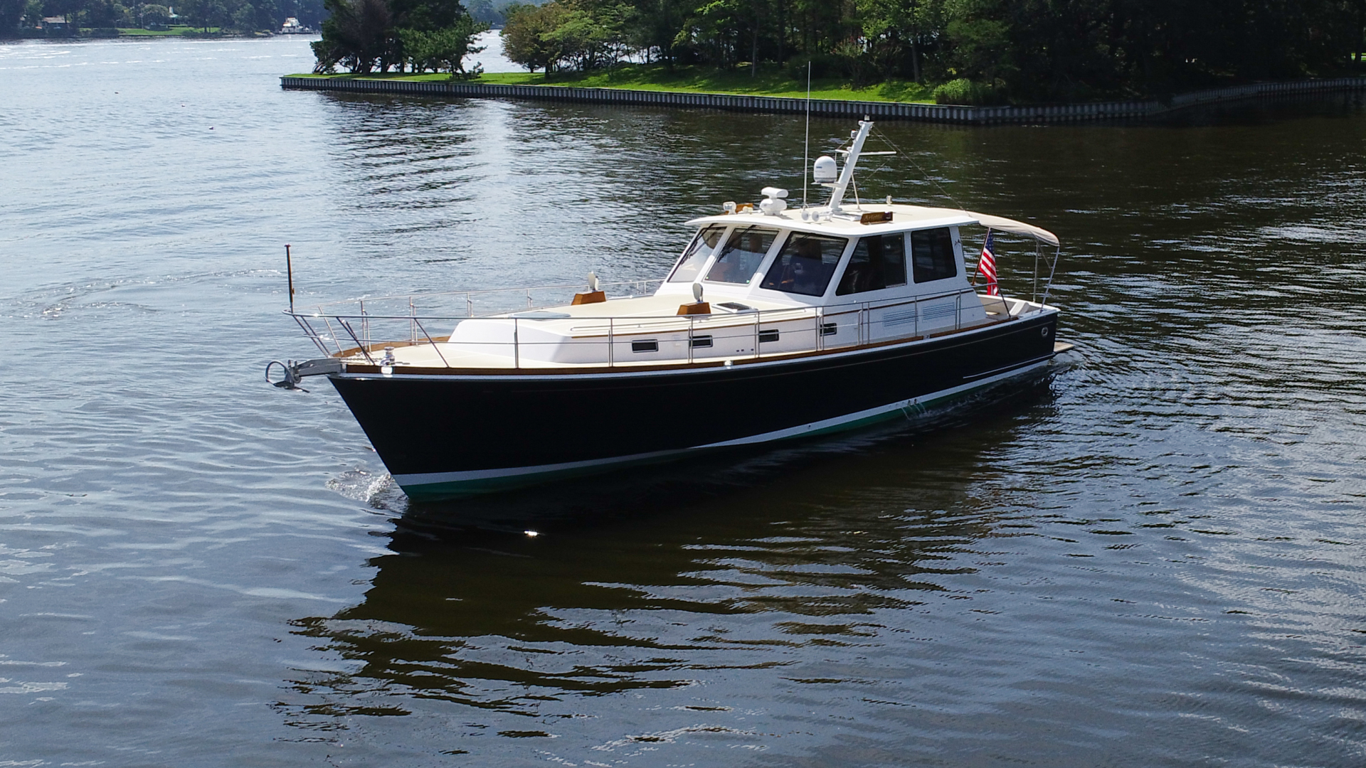 Grand Banks-49 Eastbay SX 2005-Arietta Annapolis-Maryland-United States-1471319   Thumbnail