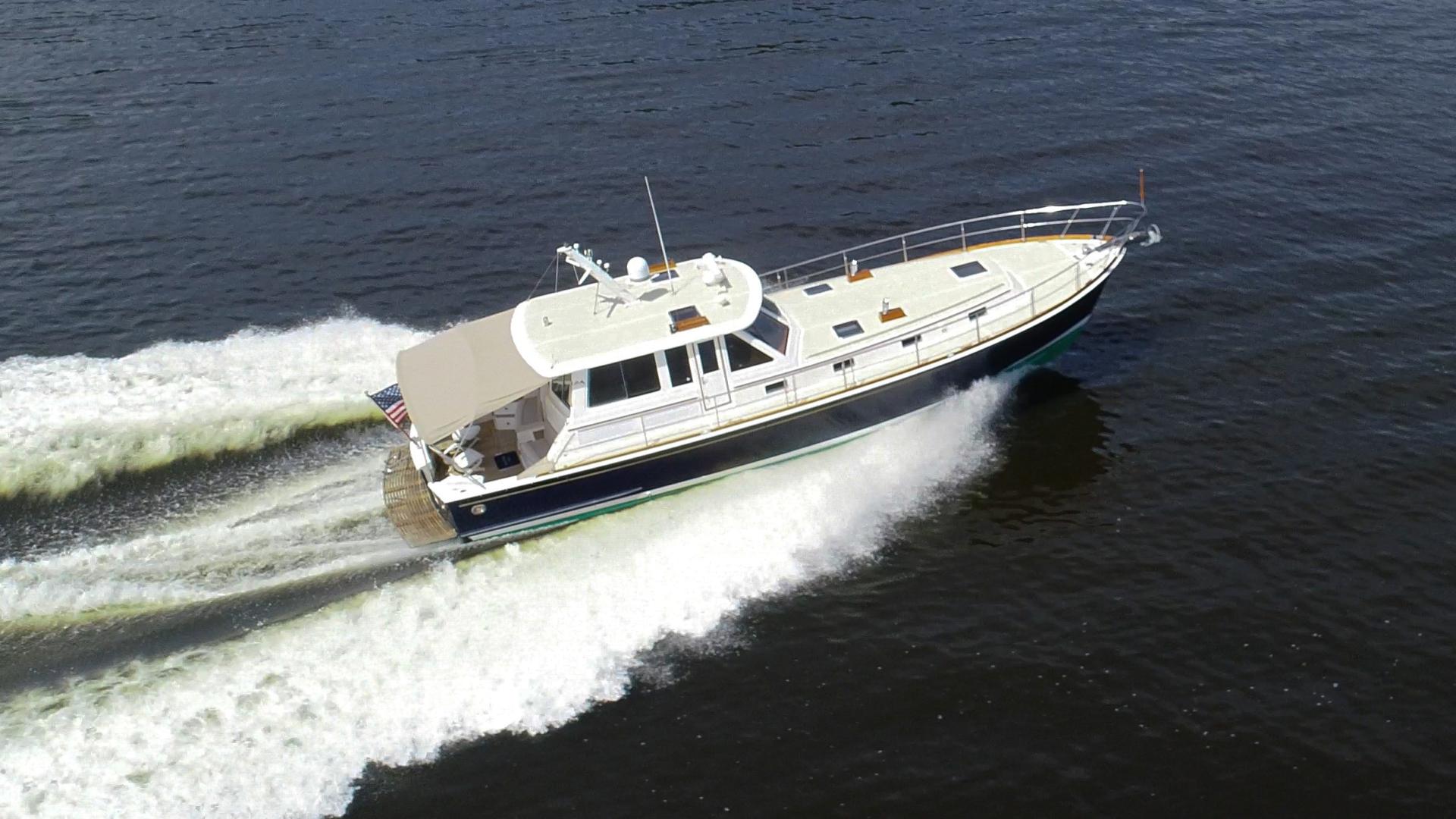 Grand Banks-49 Eastbay SX 2005-Arietta Annapolis-Maryland-United States-1471309   Thumbnail