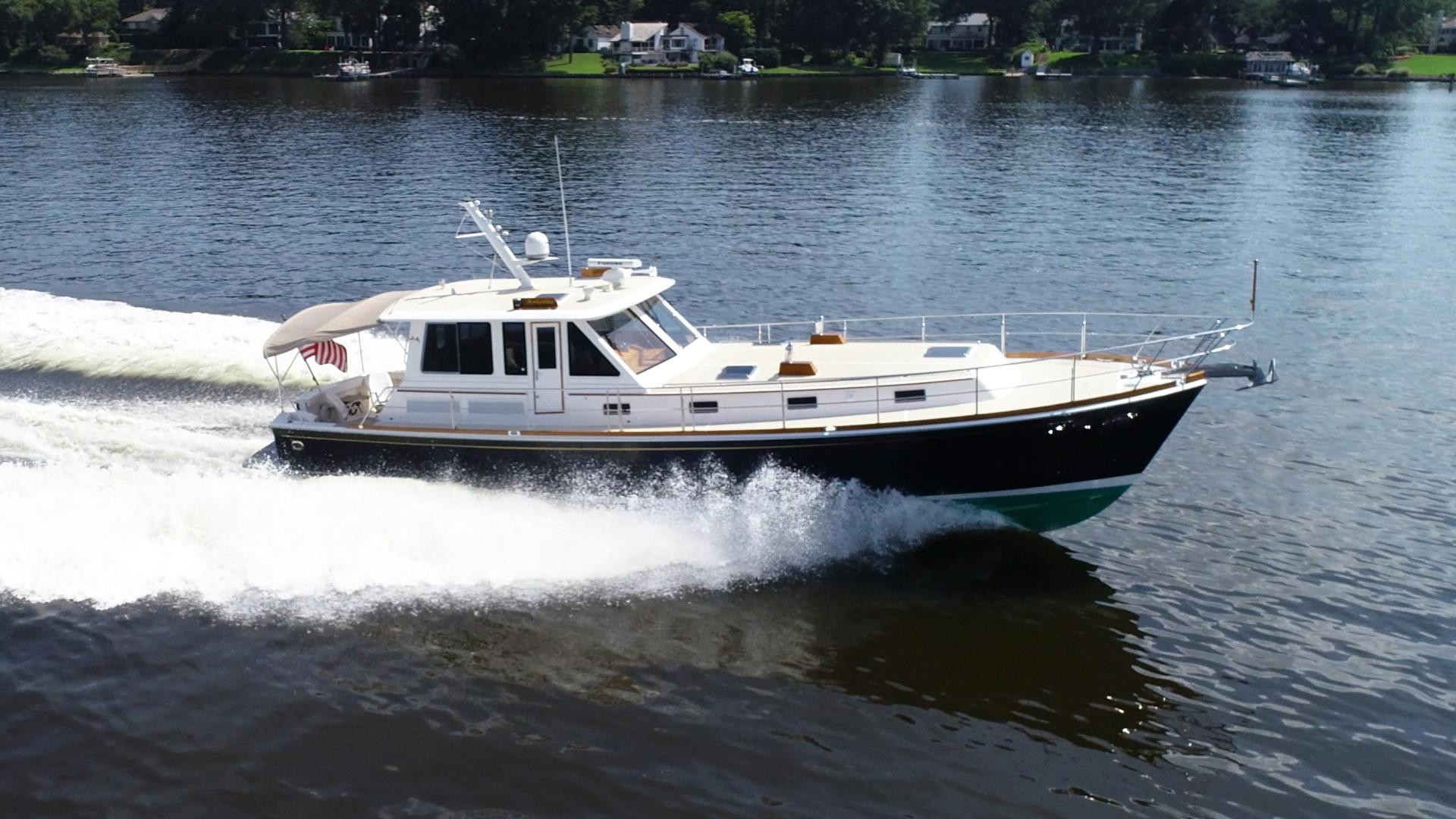 Grand Banks-49 Eastbay SX 2005-Arietta Annapolis-Maryland-United States-1471312   Thumbnail