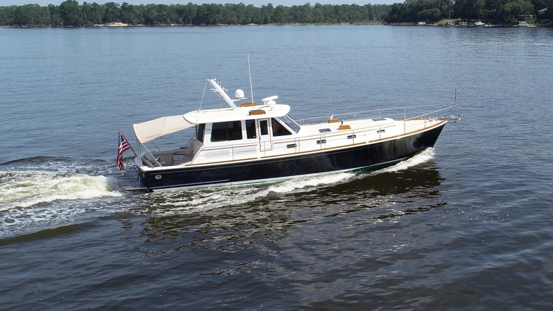 Grand Banks-49 Eastbay SX 2005-Arietta Annapolis-Maryland-United States-1471314   Thumbnail