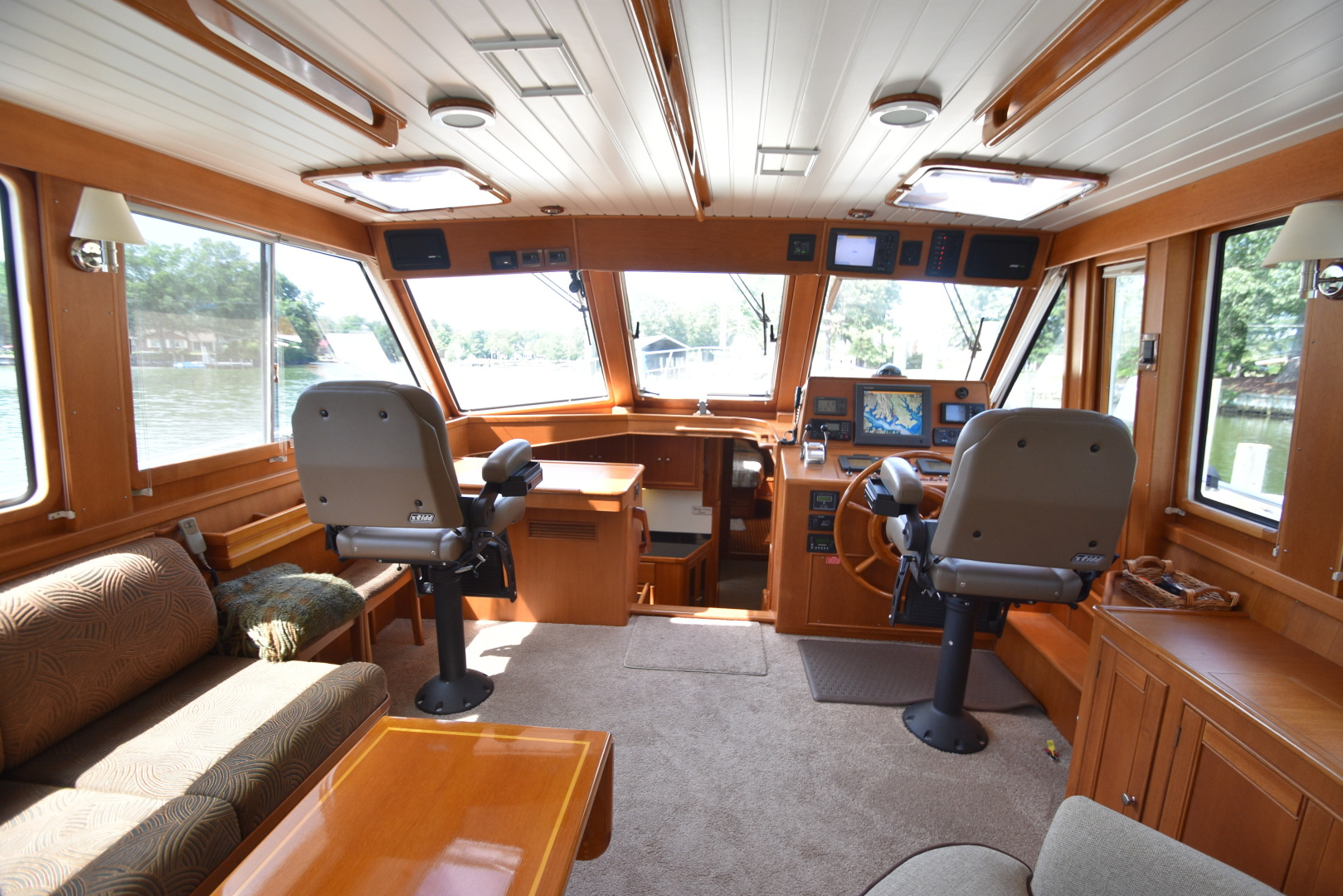 Grand Banks-49 Eastbay SX 2005-Arietta Annapolis-Maryland-United States-1456199   Thumbnail