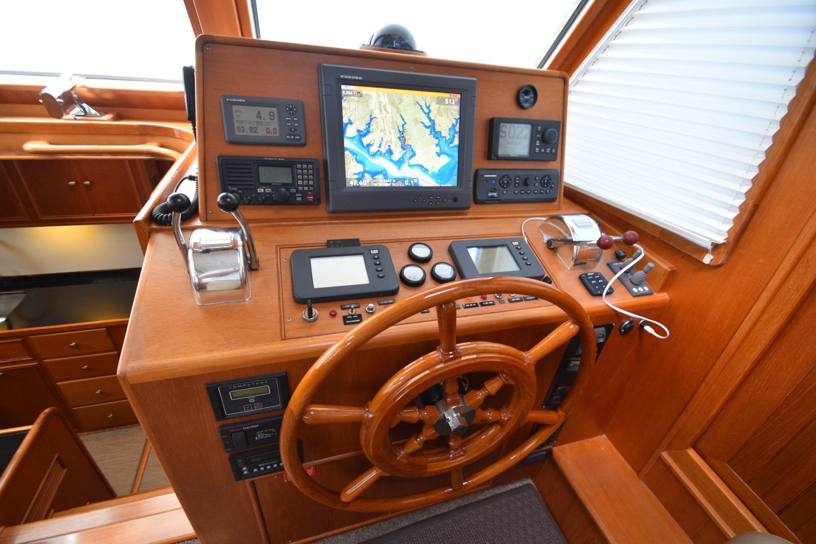 Grand Banks-49 Eastbay SX 2005-Arietta Annapolis-Maryland-United States-1456244   Thumbnail