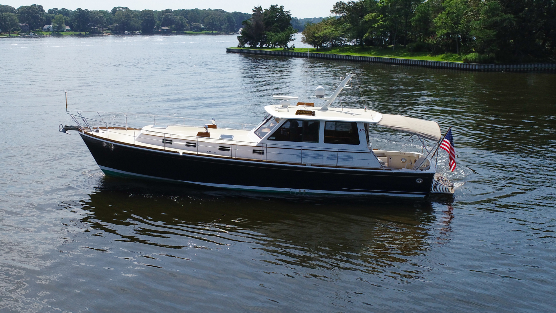 Grand Banks-49 Eastbay SX 2005-Arietta Annapolis-Maryland-United States-1471317   Thumbnail