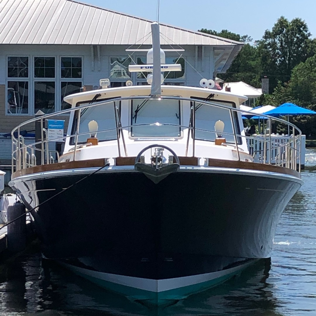 Grand Banks-49 Eastbay SX 2005-Arietta Annapolis-Maryland-United States-1471321   Thumbnail
