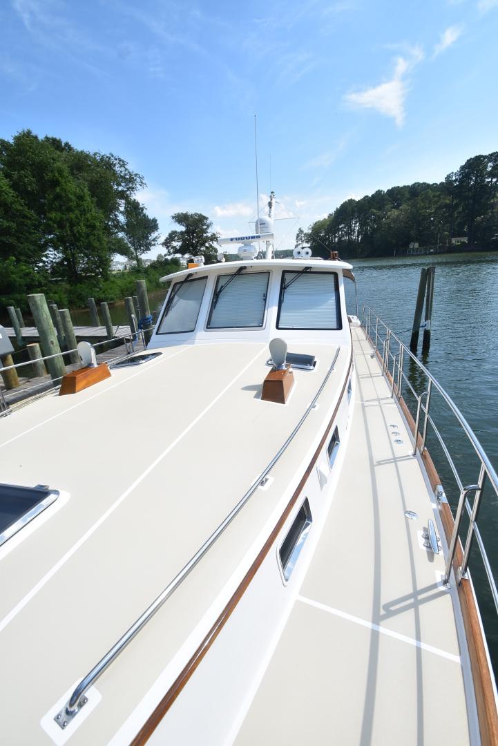 Grand Banks-49 Eastbay SX 2005-Arietta Annapolis-Maryland-United States-1456198   Thumbnail