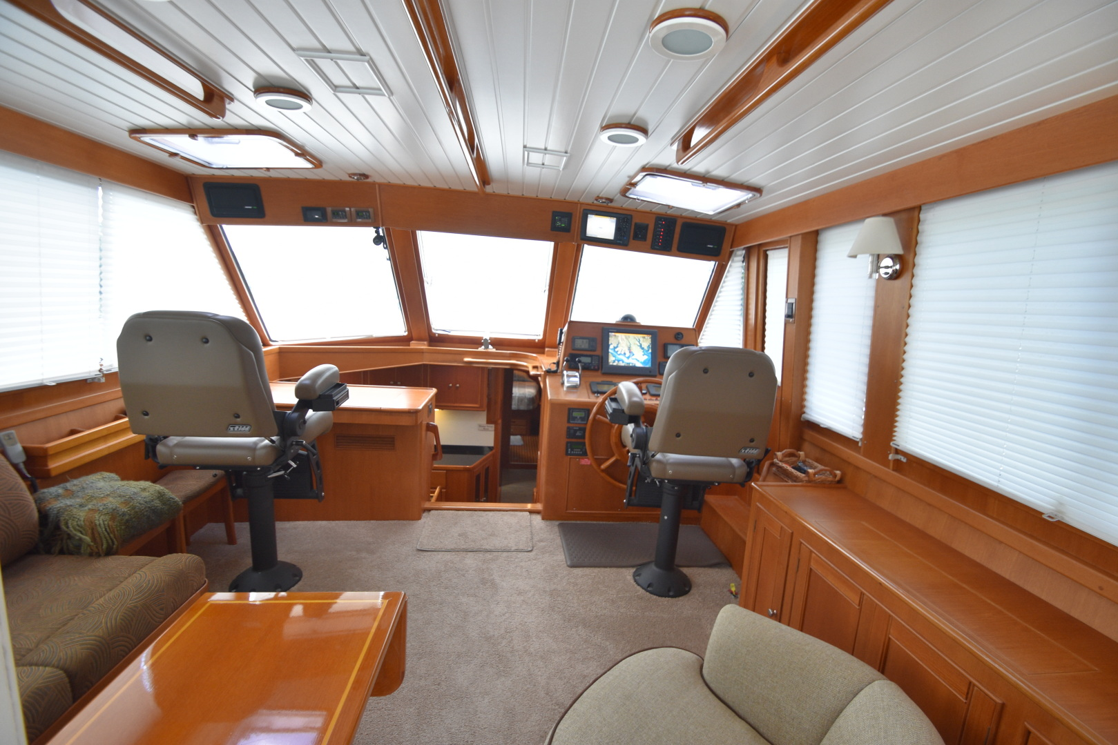 Grand Banks-49 Eastbay SX 2005-Arietta Annapolis-Maryland-United States-1456227   Thumbnail
