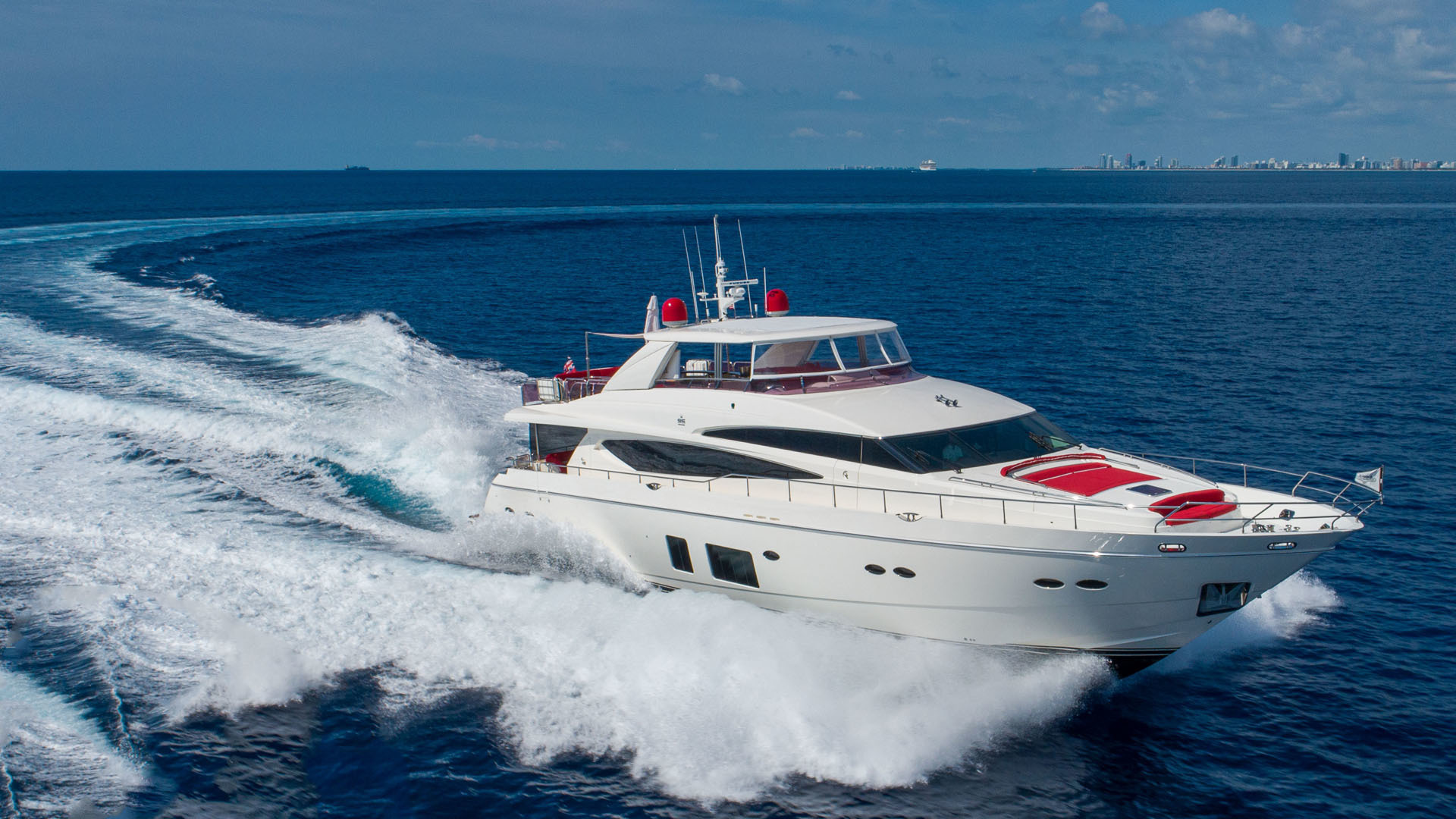 95' Princess Motoryacht