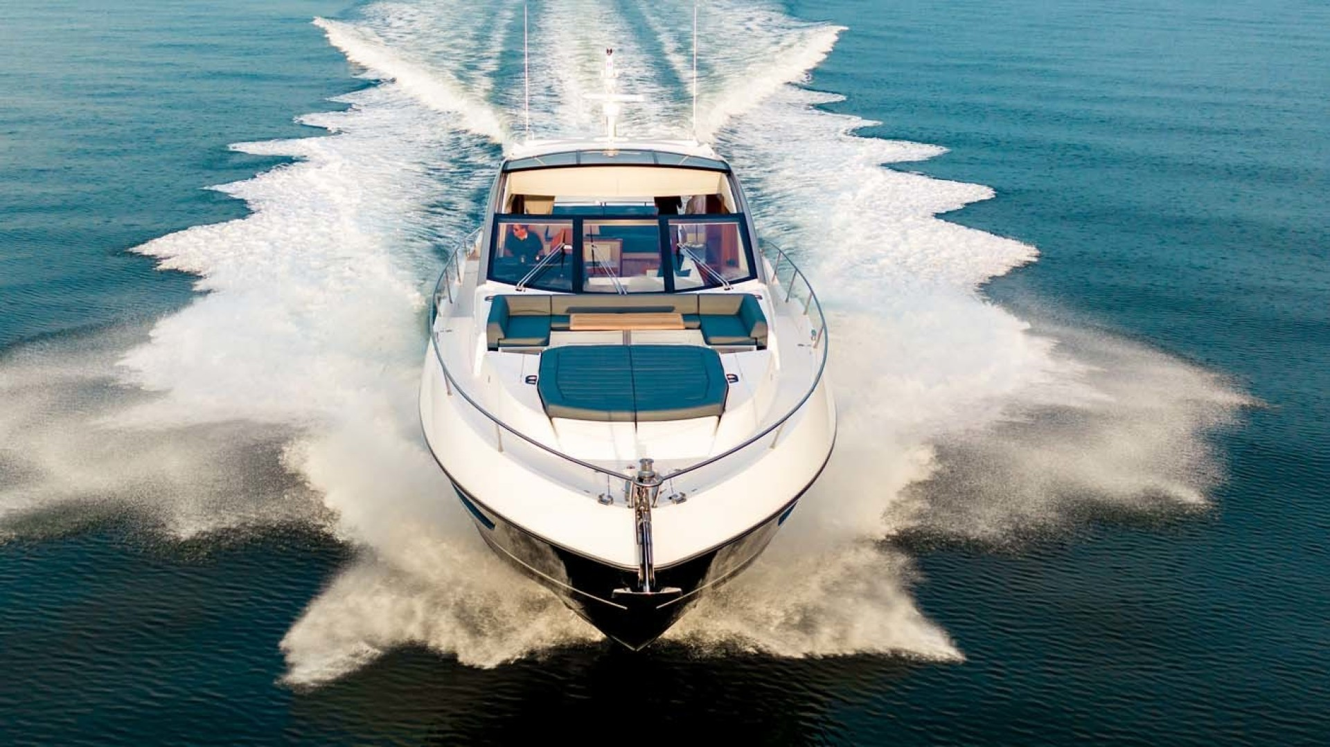 Sunseeker-Predator 2020-WIND@SEA Ft. Lauderdale-Florida-United States-Bow-1457474 | Thumbnail