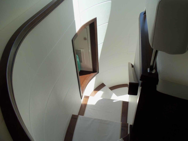 Neptunus-625 Flybridge 2015-MONESSA Miami-Florida-United States-Companionway From Galley-1457994 | Thumbnail