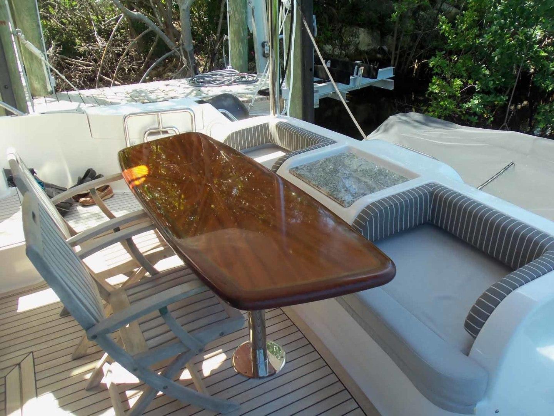 Neptunus-625 Flybridge 2015-MONESSA Miami-Florida-United States-Aft Deck Seating-1458020 | Thumbnail