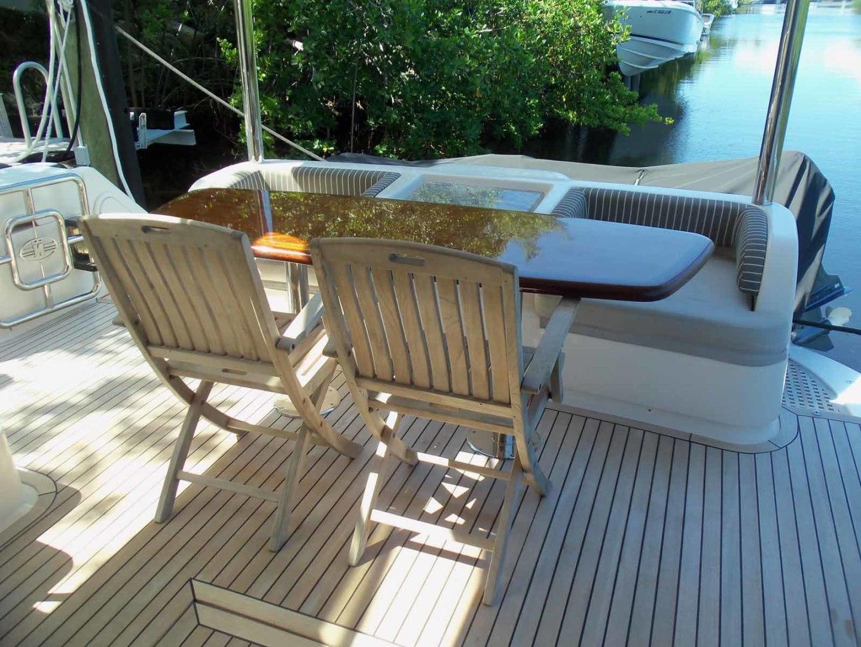 Neptunus-625 Flybridge 2015-MONESSA Miami-Florida-United States-Aft Deck-1458023 | Thumbnail