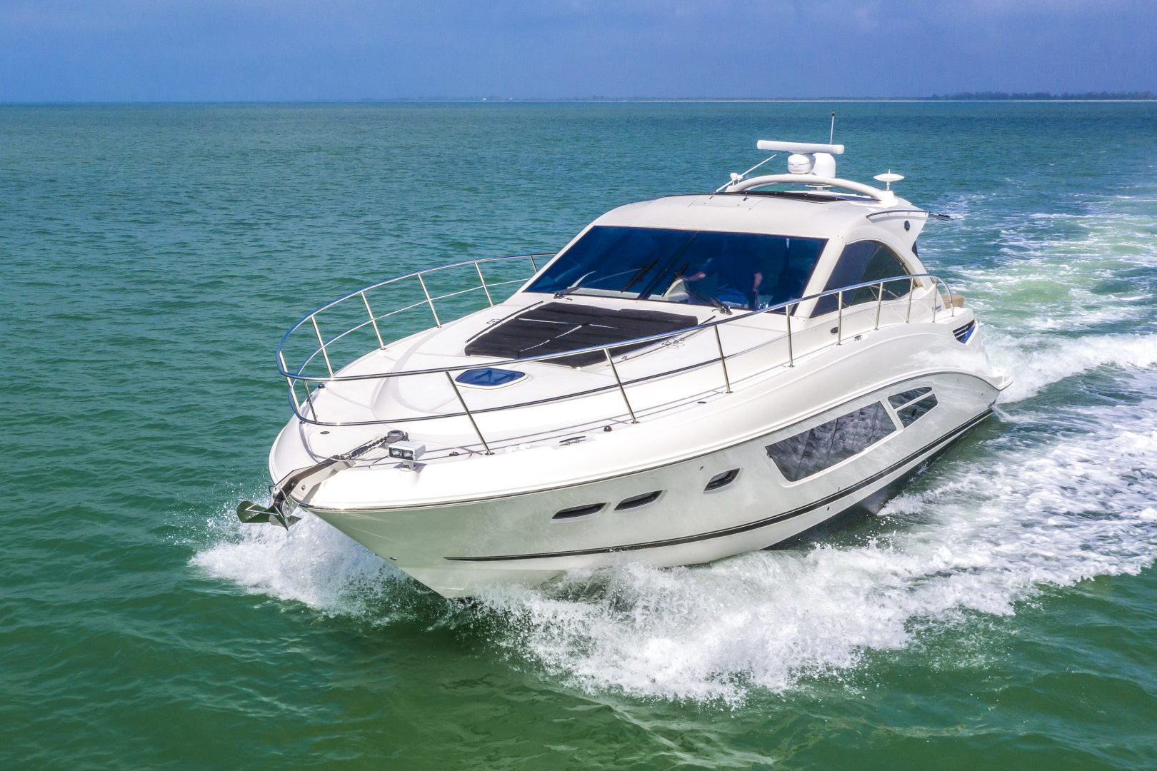 Sea Ray-510 Sundancer 2016 -Staten Island -New York-United States-Port Side -1458285   Thumbnail