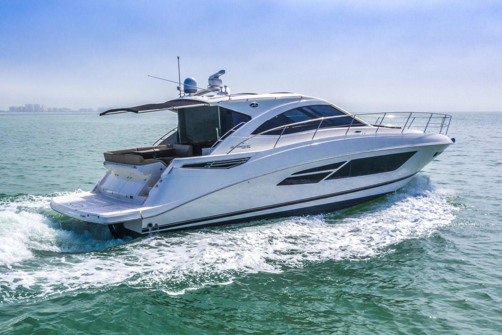 Sea Ray-510 Sundancer 2016 -Staten Island -New York-United States-Starboard Side-1458291   Thumbnail