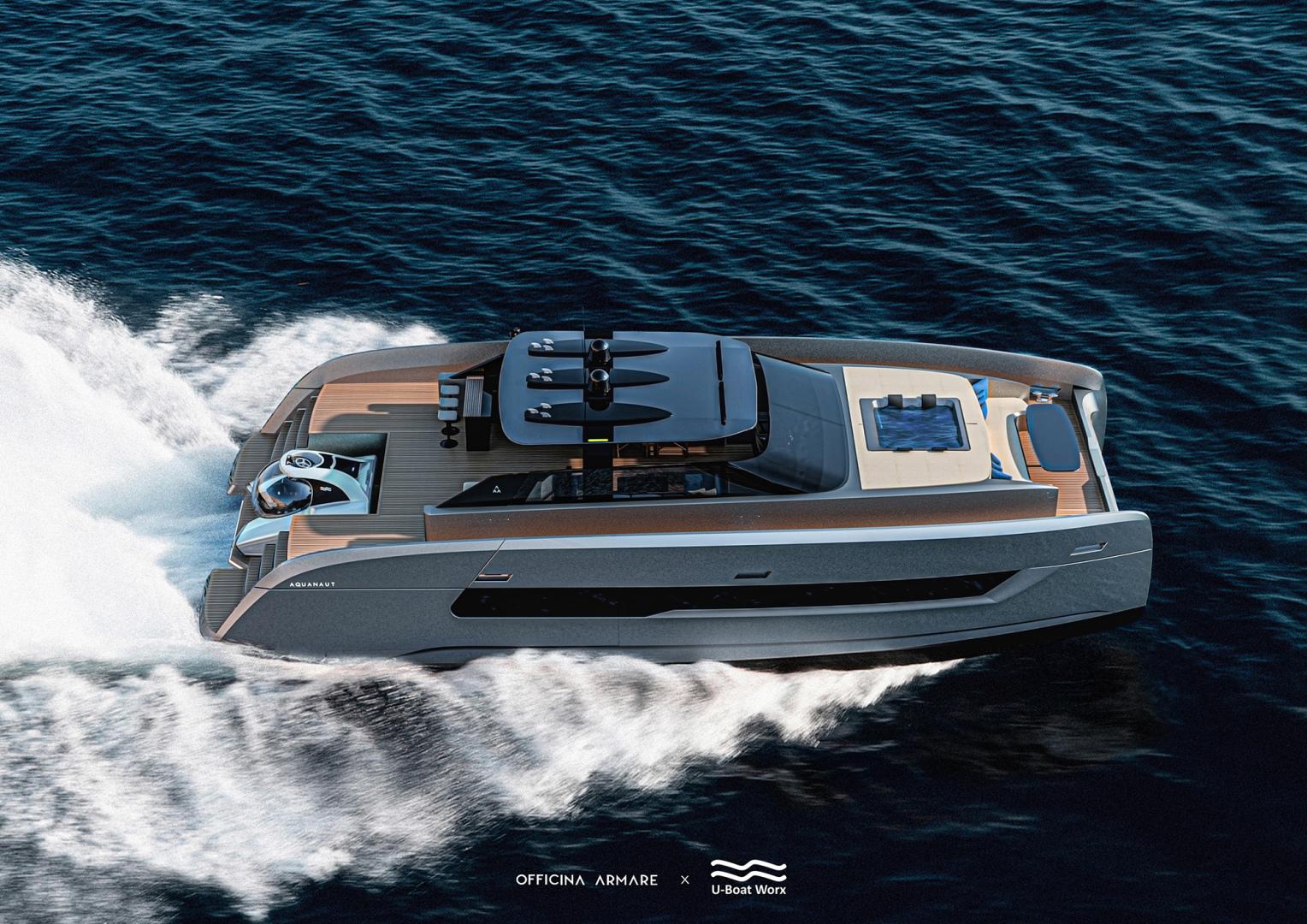 "2021 Licia Yachts 60'  ""AQUANAUT"""