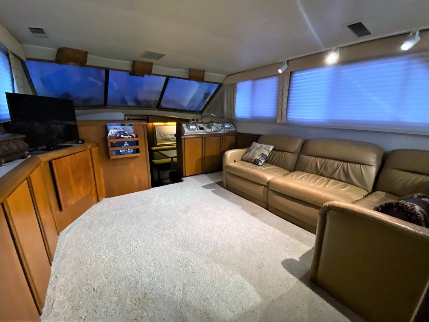 Californian-Cockpit Motoryacht 1990-Plenty of Chips Hampton-Virginia-United States-1458774 | Thumbnail