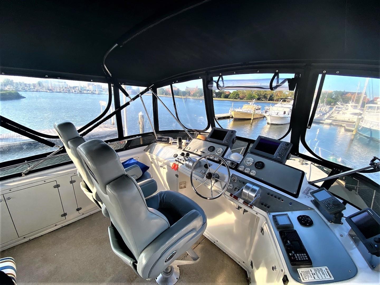 Californian-Cockpit Motoryacht 1990-Plenty of Chips Hampton-Virginia-United States-1458814 | Thumbnail