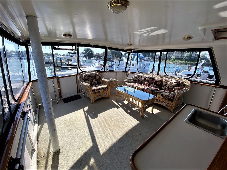 Californian-Cockpit Motoryacht 1990-Plenty of Chips Hampton-Virginia-United States-1458811 | Thumbnail