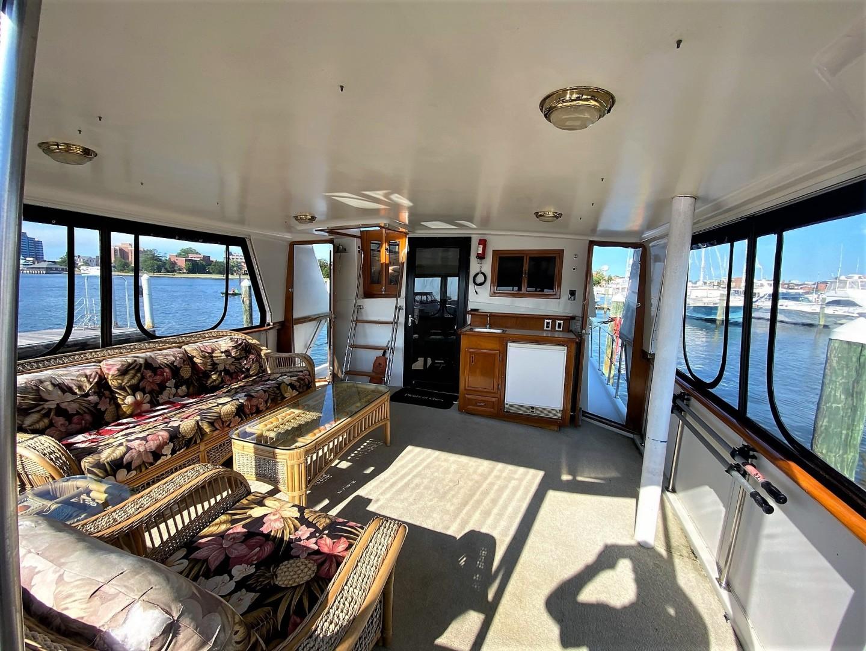 Californian-Cockpit Motoryacht 1990-Plenty of Chips Hampton-Virginia-United States-1458810 | Thumbnail