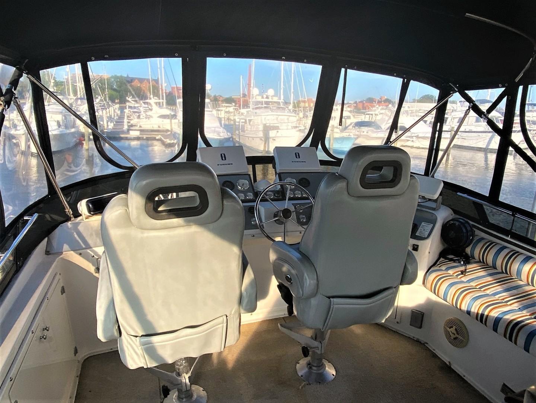 Californian-Cockpit Motoryacht 1990-Plenty of Chips Hampton-Virginia-United States-1458812 | Thumbnail