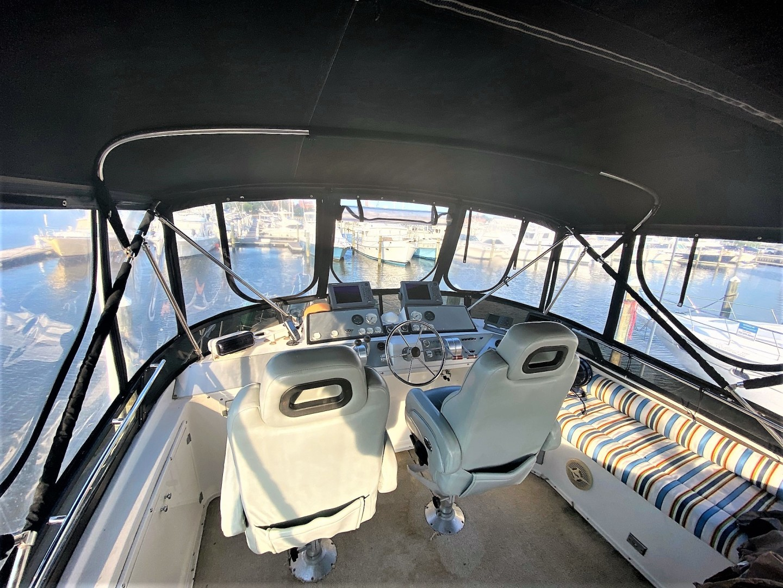 Californian-Cockpit Motoryacht 1990-Plenty of Chips Hampton-Virginia-United States-1458815 | Thumbnail