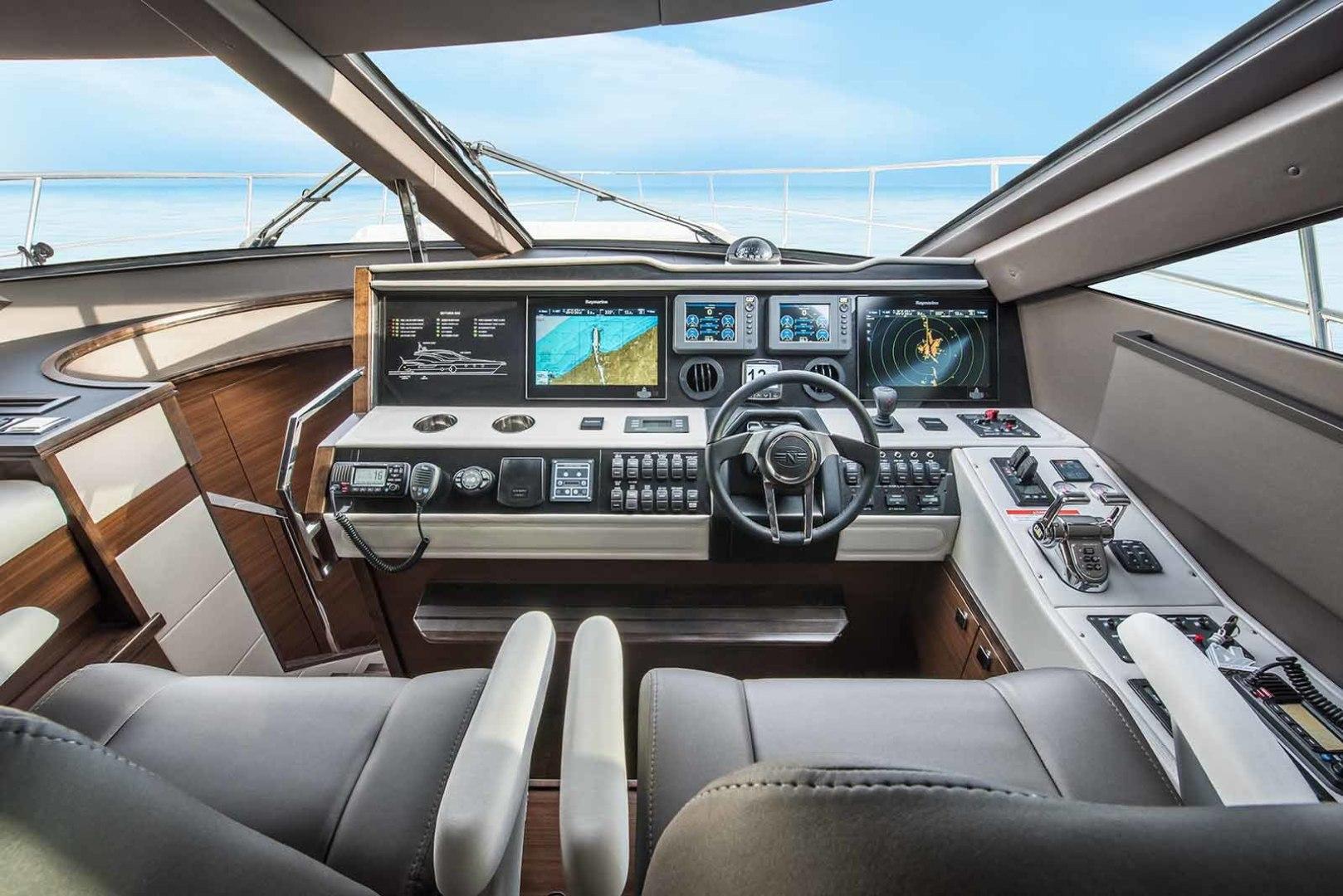 Neptunus-Express 2016-CAPTAIN HIGHWAY Hilton Head-South Carolina-United States-Helm-1458912 | Thumbnail