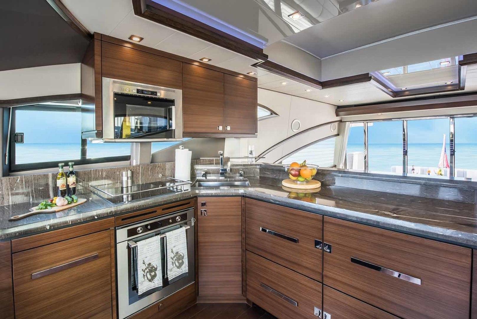 Neptunus-Express 2016-CAPTAIN HIGHWAY Hilton Head-South Carolina-United States-Galley Looking Aft-1458908 | Thumbnail