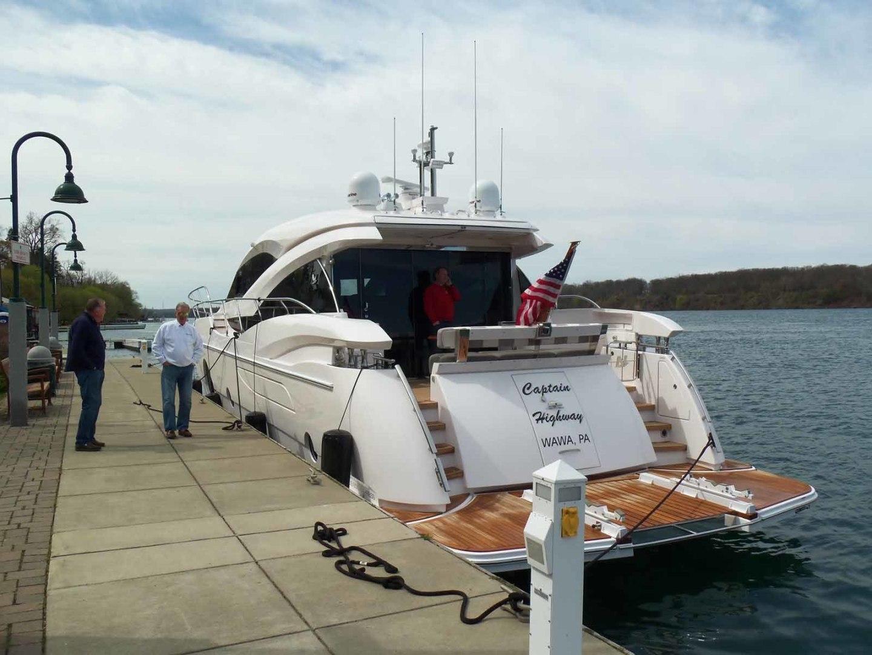 Neptunus-Express 2016-CAPTAIN HIGHWAY Hilton Head-South Carolina-United States-Stern Quarter-1458953 | Thumbnail