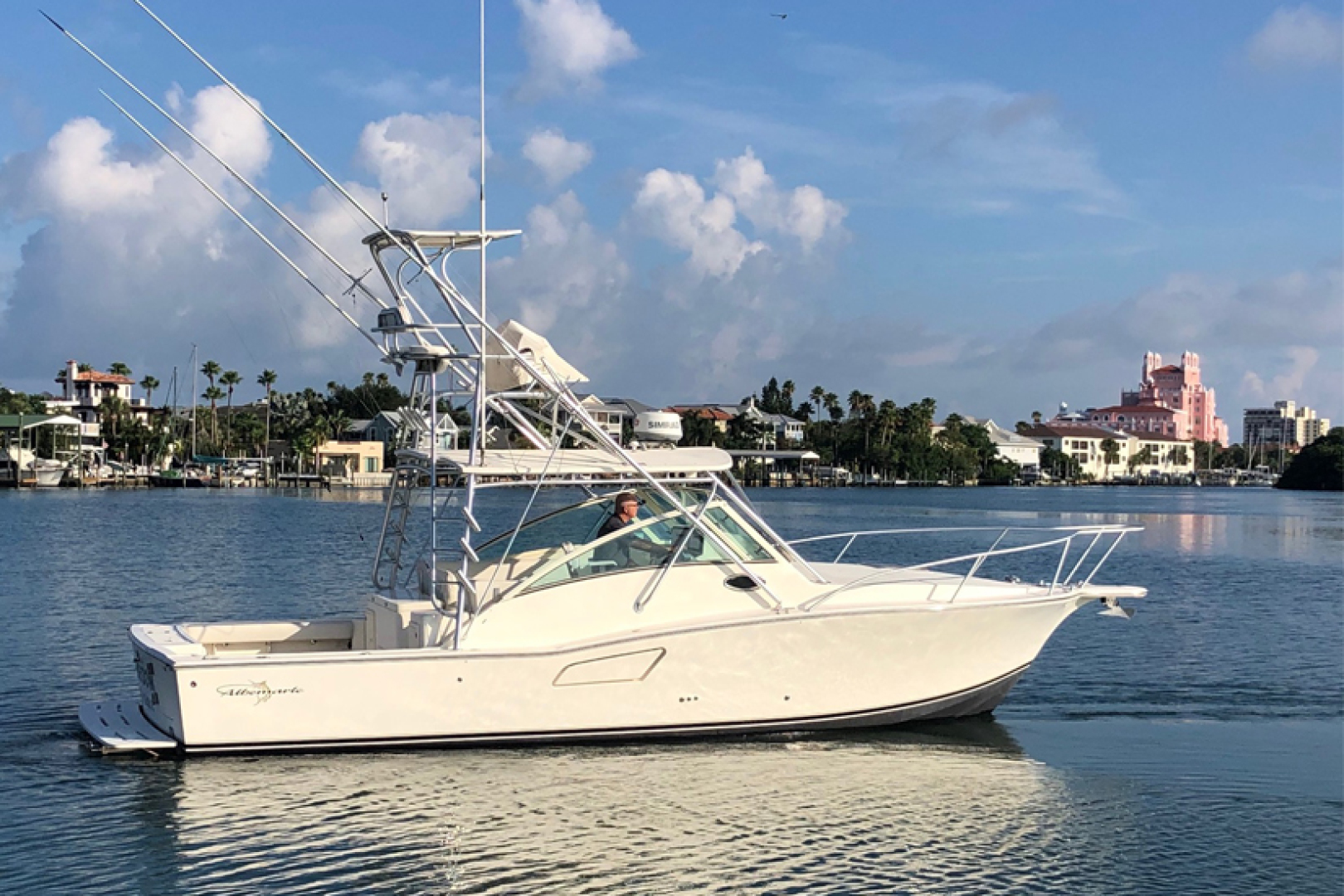 Freedom is a Albemarle 32 Express Yacht For Sale in St. Petersburg-2006 Albemarle 32 Express - Freedom-0