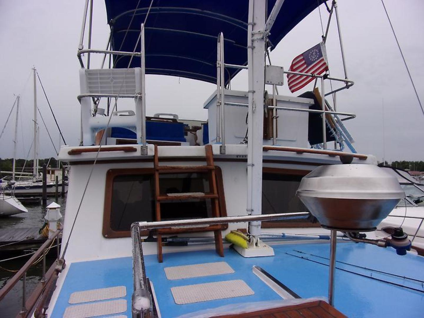 Marine Trader 1987-Room With A View Urbanna-Virginia-United States-1459913 | Thumbnail