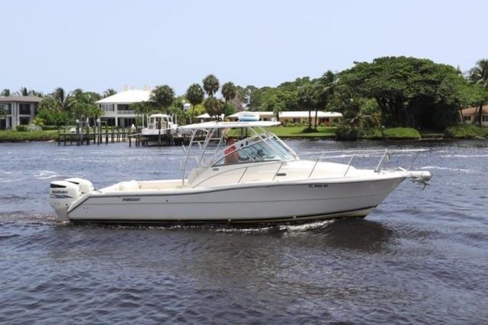 Pursuit-3070 Offshore 2004 -Jupiter-Florida-United States-1460373 | Thumbnail